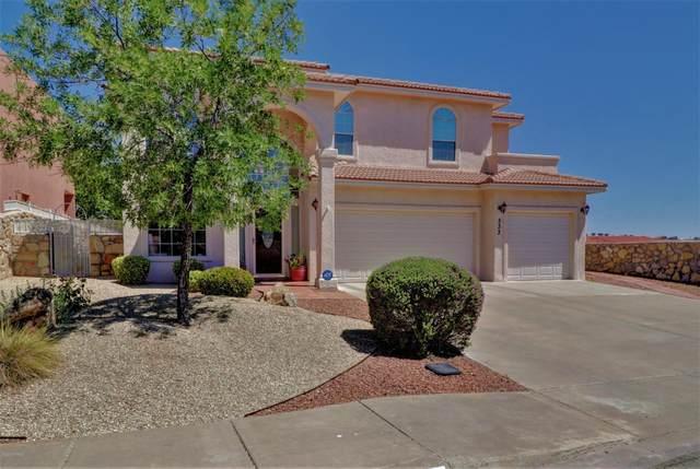 533 Corona Del Campo Loop, Las Cruces, NM 88011 (MLS #2001484) :: Agave Real Estate Group