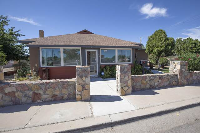 933 E Hadley Avenue, Las Cruces, NM 88001 (MLS #2001704) :: Arising Group Real Estate Associates