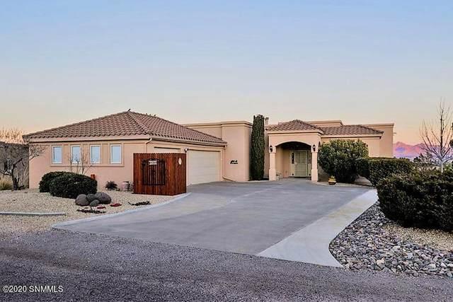 1260 Vista Del Monte, Las Cruces, NM 88007 (MLS #2001781) :: Arising Group Real Estate Associates