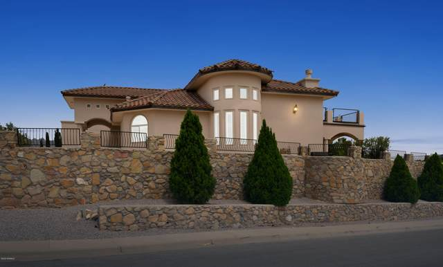 502 Corona Del Campo Loop, Las Cruces, NM 88011 (MLS #2002035) :: Better Homes and Gardens Real Estate - Steinborn & Associates
