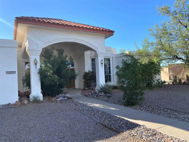 6680 Vista Hermosa, Las Cruces, NM 88007 (MLS #2002101) :: Better Homes and Gardens Real Estate - Steinborn & Associates