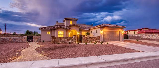 4466 Purple Sage Drive, Las Cruces, NM 88011 (MLS #2002179) :: Agave Real Estate Group