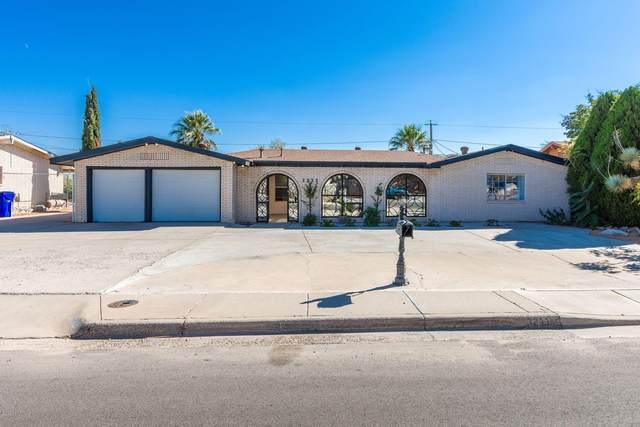 3233 Fairway Drive, Las Cruces, NM 88011 (MLS #2002795) :: Arising Group Real Estate Associates