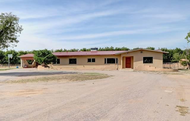 3574 Valdes Road Road, Las Cruces, NM 88005 (MLS #2003099) :: Arising Group Real Estate Associates