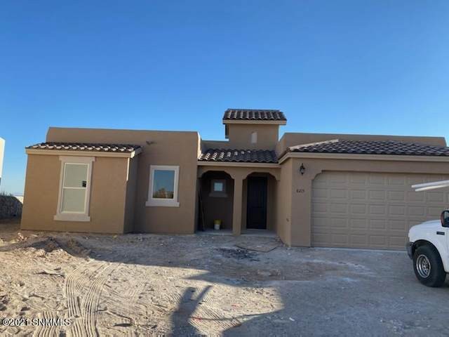 8215 Degas Drive Drive, Las Cruces, NM 88007 (MLS #2003264) :: Better Homes and Gardens Real Estate - Steinborn & Associates
