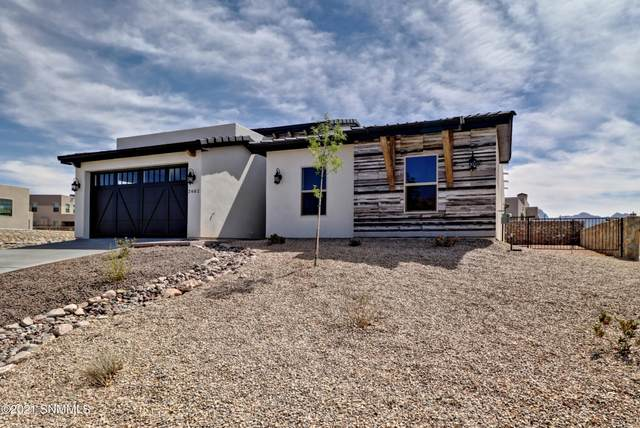 2602 Prado Del Sol Avenue, Las Cruces, NM 88011 (MLS #2100277) :: Agave Real Estate Group