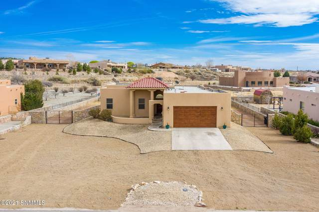 142 Blacktail Deer Avenue, Las Cruces, NM 88007 (MLS #2100789) :: Better Homes and Gardens Real Estate - Steinborn & Associates