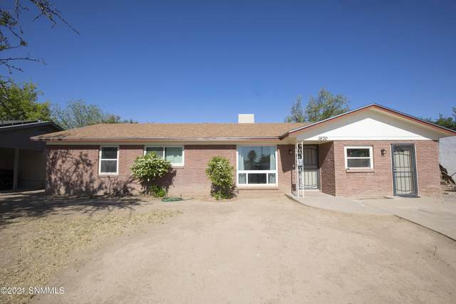 1830 La Jolla Avenue, Las Cruces, NM 88005 (MLS #2101294) :: Las Cruces Real Estate Professionals