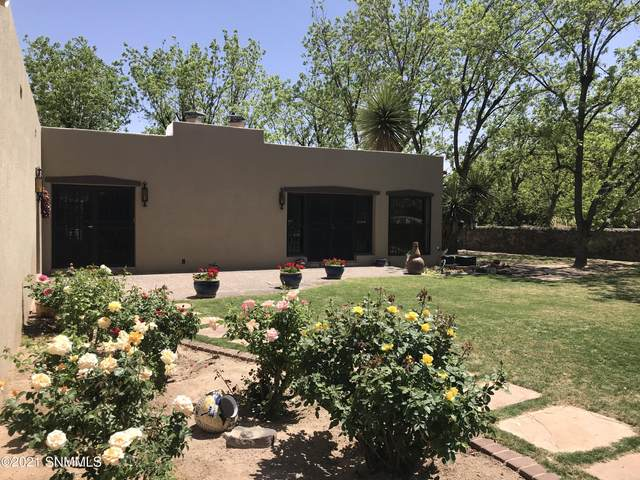 820 Engler Road, Las Cruces, NM 88007 (MLS #2101336) :: Las Cruces Real Estate Professionals