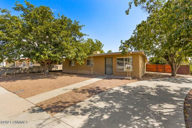 2100 Calle De Suenos, Las Cruces, NM 88001 (MLS #2102014) :: Las Cruces Real Estate Professionals