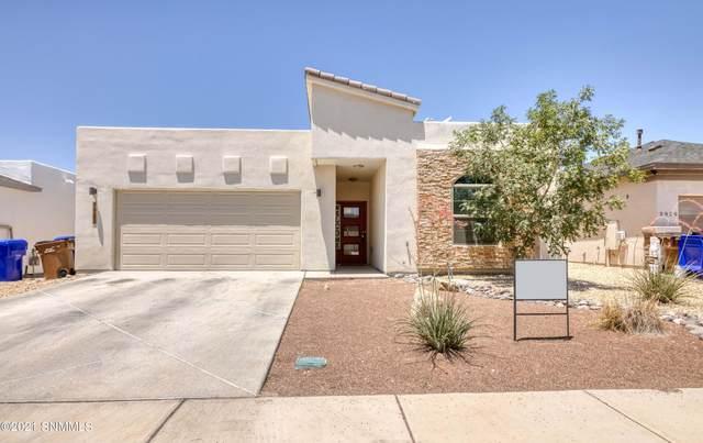 3925 Agua De Vida Drive, Las Cruces, NM 88012 (MLS #2102027) :: Better Homes and Gardens Real Estate - Steinborn & Associates