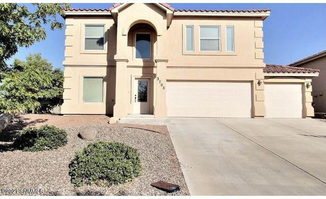 3705 Piedras Negras Drive, Las Cruces, NM 88012 (MLS #2102204) :: Agave Real Estate Group