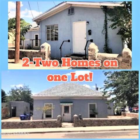 306 S San Pedro Street, Las Cruces, NM 88001 (MLS #2102768) :: Las Cruces Real Estate Professionals