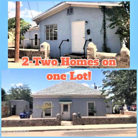 306 S San Pedro Street, Las Cruces, NM 88001 (MLS #2102769) :: Las Cruces Real Estate Professionals