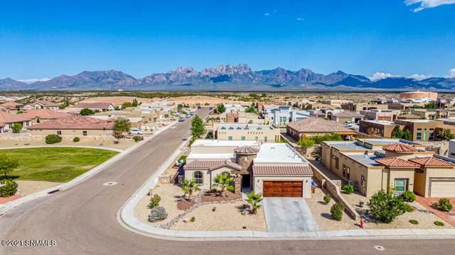 4514 Galisteo Loop, Las Cruces, NM 88011 (MLS #2102970) :: Agave Real Estate Group