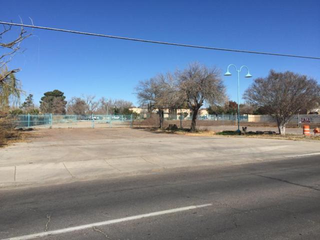 655 W University Avenue, Las Cruces, NM 88005 (MLS #808785) :: Steinborn & Associates Real Estate
