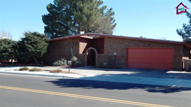480 Farney Lane, Las Cruces, NM 88005 (MLS #1703557) :: Steinborn & Associates Real Estate