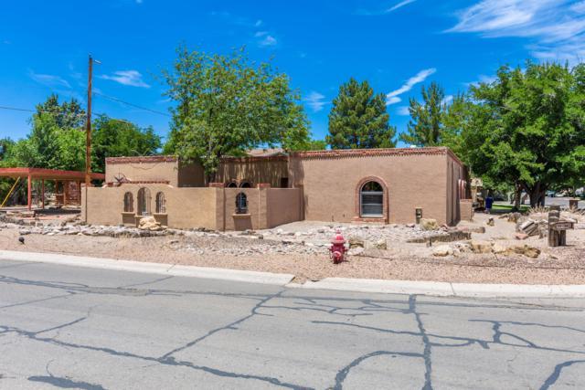 800 Conway Avenue, Las Cruces, NM 88005 (MLS #1800332) :: Steinborn & Associates Real Estate