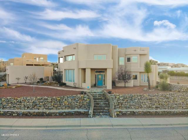 3500 Canyon Ridge Arc, Las Cruces, NM 88011 (MLS #1805704) :: Better Homes and Gardens Real Estate - Steinborn & Associates
