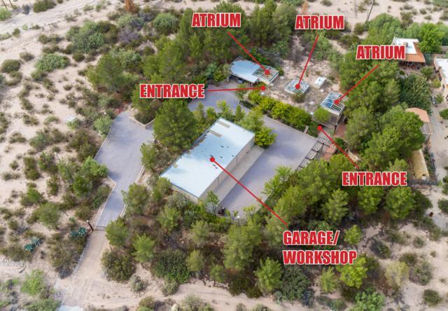 4015 Senna Drive, Las Cruces, NM 88011 (MLS #1807242) :: Steinborn & Associates Real Estate