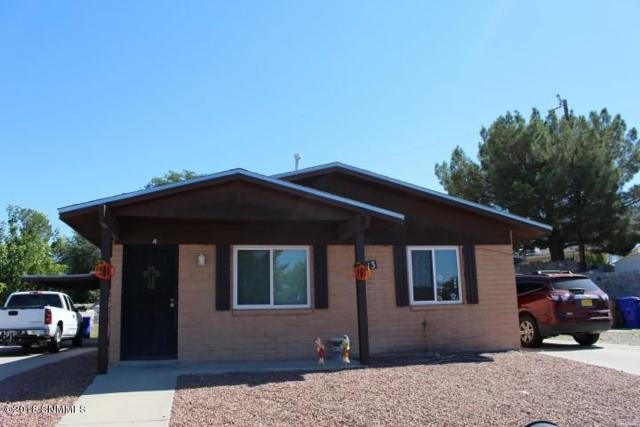 1313 Curnutt Street, Las Cruces, NM 88011 (MLS #1807603) :: Steinborn & Associates Real Estate