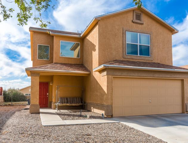 5815 Desert Peak Place, Las Cruces, NM 88012 (MLS #1808101) :: Steinborn & Associates Real Estate