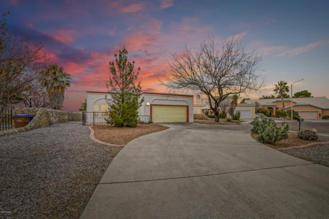 2336 Aguirre Court, Las Cruces, NM 88011 (MLS #1900101) :: Steinborn & Associates Real Estate