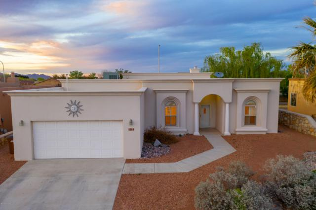 4664 Calle De Nubes, Las Cruces, NM 88012 (MLS #1900183) :: Steinborn & Associates Real Estate