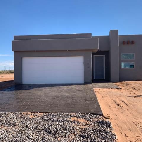 1037 Sunrise Drive, Chaparral, NM 88081 (MLS #1901438) :: Steinborn & Associates Real Estate
