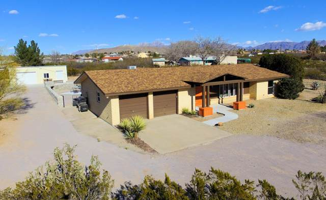 4015 Tamarisk Road, Las Cruces, NM 88011 (MLS #2000301) :: Steinborn & Associates Real Estate