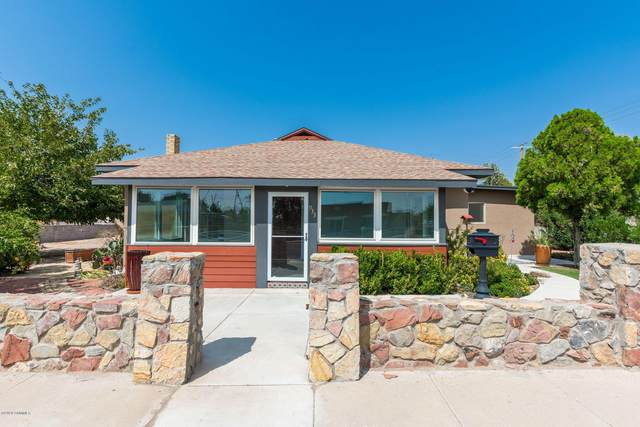 933 E Hadley Avenue, Las Cruces, NM 88001 (MLS #2001704) :: Better Homes and Gardens Real Estate - Steinborn & Associates