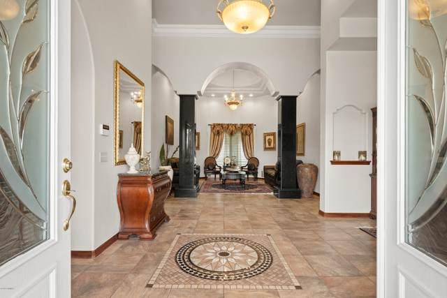 502 Corona Del Campo Loop, Las Cruces, NM 88011 (MLS #2002035) :: Las Cruces Real Estate Professionals