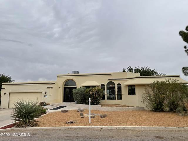 1280 Vista Del Monte, Las Cruces, NM 88007 (MLS #2101567) :: Better Homes and Gardens Real Estate - Steinborn & Associates