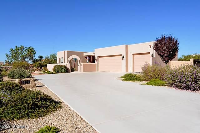 5137 San Carlos Court, Las Cruces, NM 88011 (MLS #2102748) :: Las Cruces Real Estate Professionals
