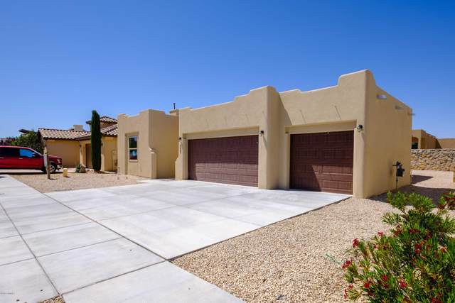 3687 Santa Cecilia Avenue, Las Cruces, NM 88012 (MLS #2000061) :: Arising Group Real Estate Associates