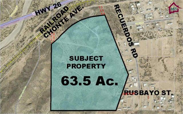 0000 Rusbayo Street, Hatch, NM 87937 (MLS #1503567) :: Steinborn & Associates Real Estate