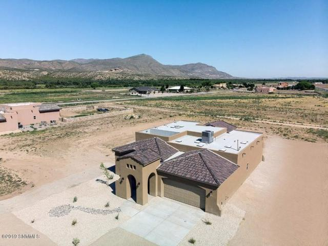 1500 Apache Canyon Court, Las Cruces, NM 88007 (MLS #1805336) :: Steinborn & Associates Real Estate