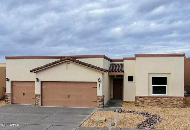 6101 Arosa Street, Las Cruces, NM 88012 (MLS #1902861) :: Better Homes and Gardens Real Estate - Steinborn & Associates