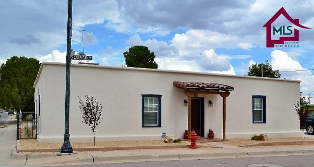 738 N San Pedro Street, Las Cruces, NM 88001 (MLS #1702402) :: Steinborn & Associates Real Estate