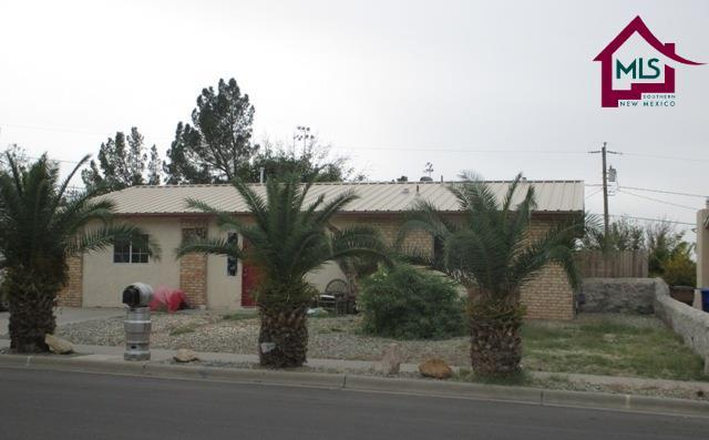 1161 Marcy Street, Las Cruces, NM 88001 (MLS #1703406) :: Steinborn & Associates Real Estate