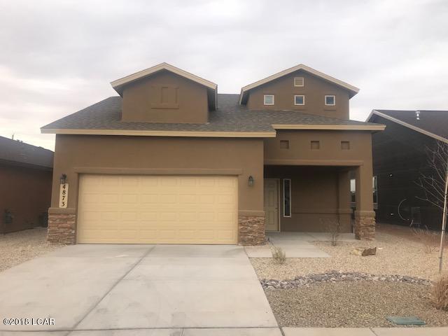4873 Califa, Las Cruces, NM 88012 (MLS #1805371) :: Steinborn & Associates Real Estate