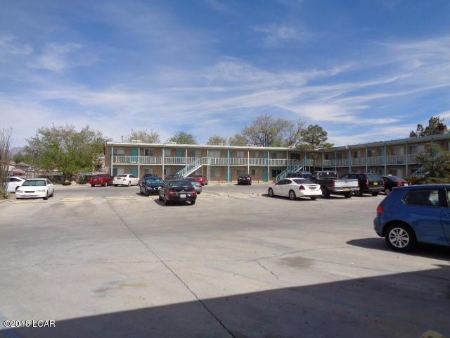 1120 Plain Street, Las Cruces, NM 88001 (MLS #1805585) :: Steinborn & Associates Real Estate