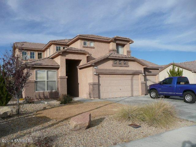 4371 Harmony Wells Circle, Las Cruces, NM 88011 (MLS #1805769) :: Steinborn & Associates Real Estate