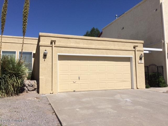1407 Via Norte, Las Cruces, NM 88007 (MLS #1805946) :: Steinborn & Associates Real Estate