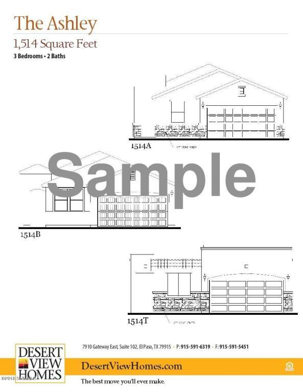3054 San Elizario Court, Las Cruces, NM 88007 (MLS #1805986) :: Steinborn & Associates Real Estate