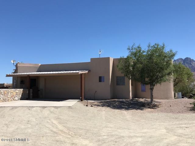 10085 Achenbach Canyon Road, Las Cruces, NM 88011 (MLS #1806067) :: Steinborn & Associates Real Estate