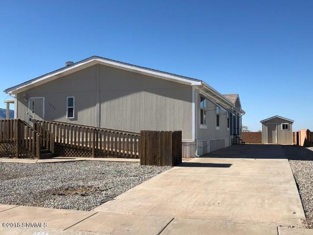 1373 Post Avenue, Alamogordo, NM 88310 (MLS #1806439) :: Steinborn & Associates Real Estate