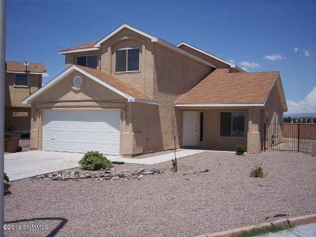2802 Oxcart Court, Las Cruces, NM 88007 (MLS #1806469) :: Steinborn & Associates Real Estate
