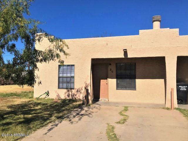 472 Calle De Oro #1, Las Cruces, NM 88007 (MLS #1806608) :: Steinborn & Associates Real Estate