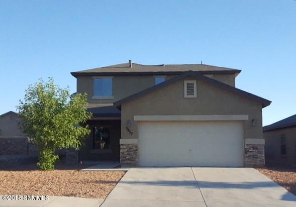 5857 Laurensito, Sunland Park, NM 88008 (MLS #1806649) :: Steinborn & Associates Real Estate